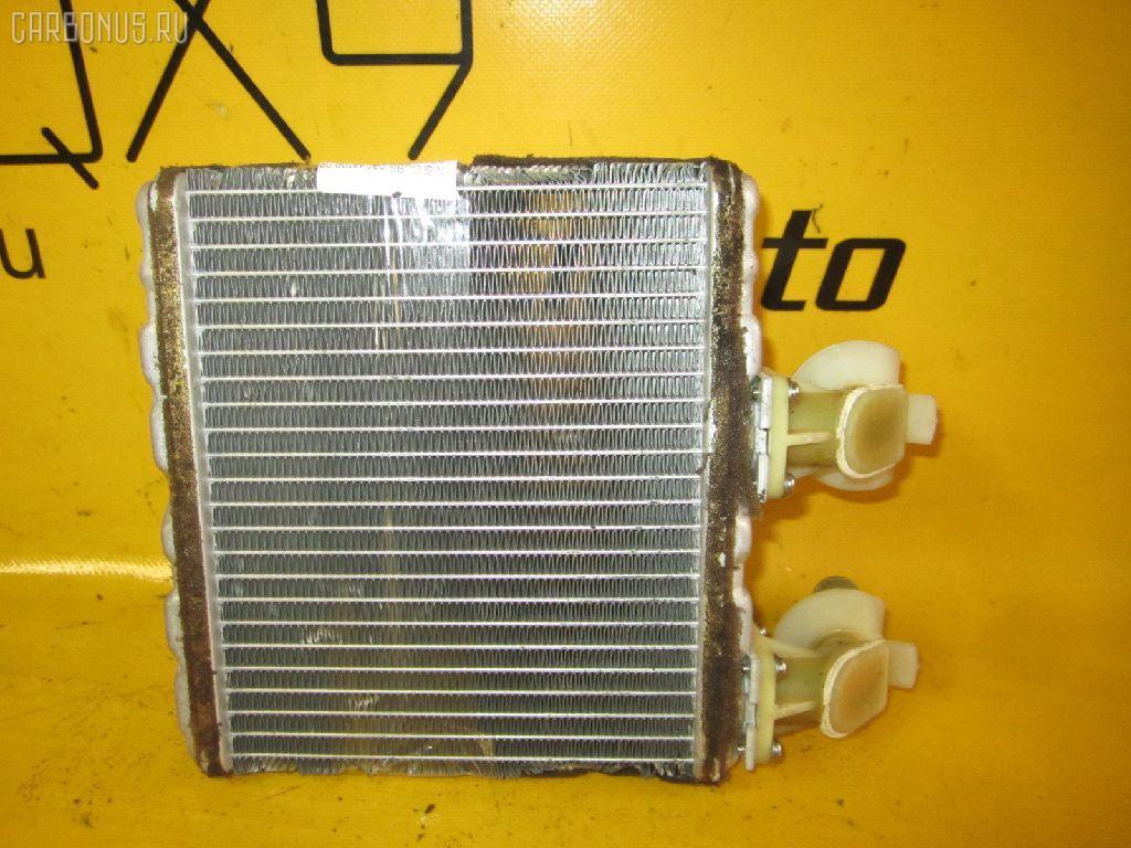 Радиатор печки NISSAN CUBE AZ10 CGA3DE. Фото 11