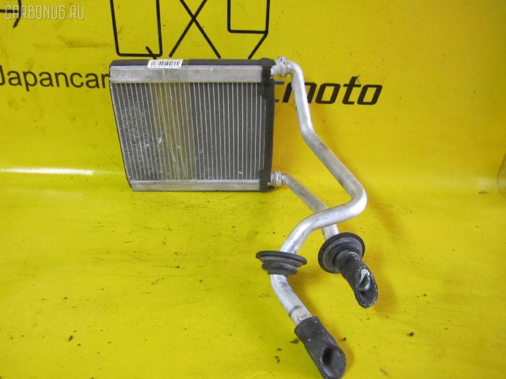 Радиатор печки HONDA FIT GD1 L13A. Фото 8