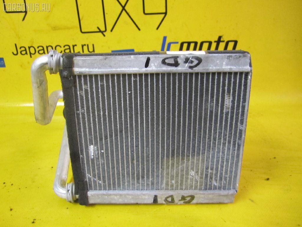 Радиатор печки HONDA FIT GD1 L13A. Фото 9