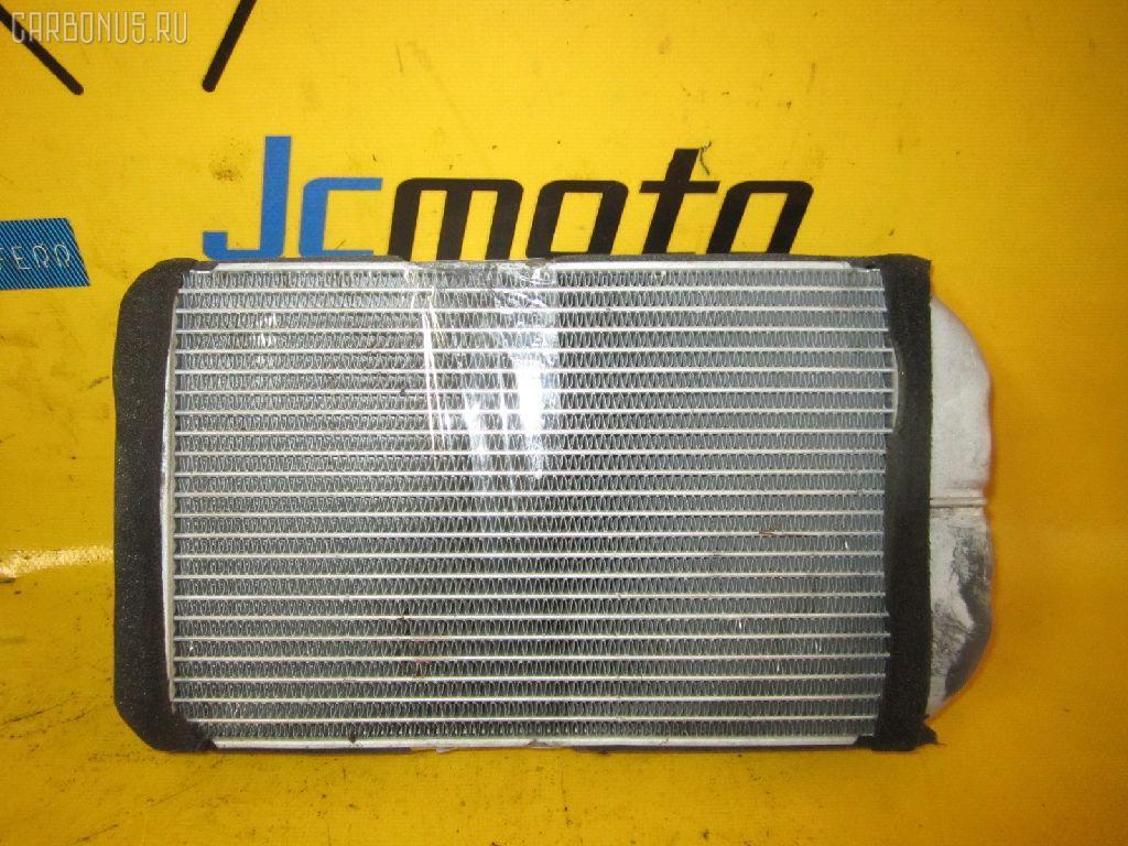 Радиатор печки TOYOTA COROLLA EE111 4E-FE. Фото 1