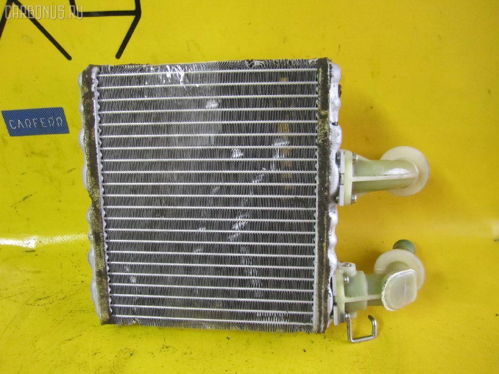 Радиатор печки NISSAN AVENIR W11 QG18DE. Фото 7