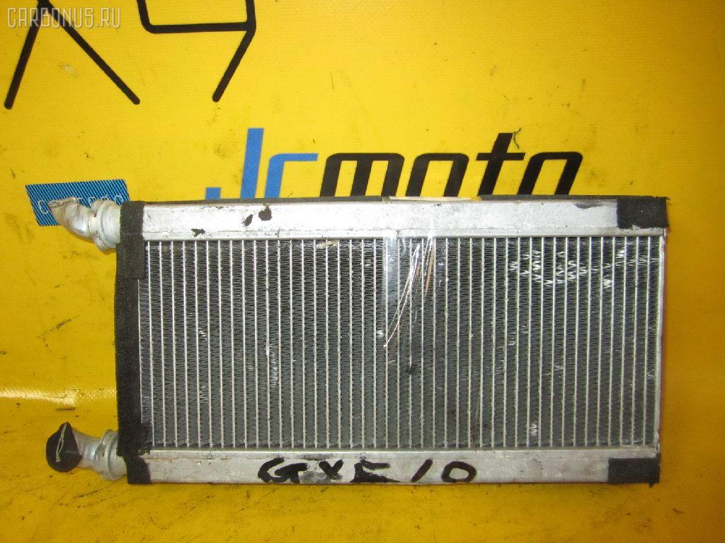 Радиатор печки TOYOTA ALTEZZA GXE10 1G-FE. Фото 2
