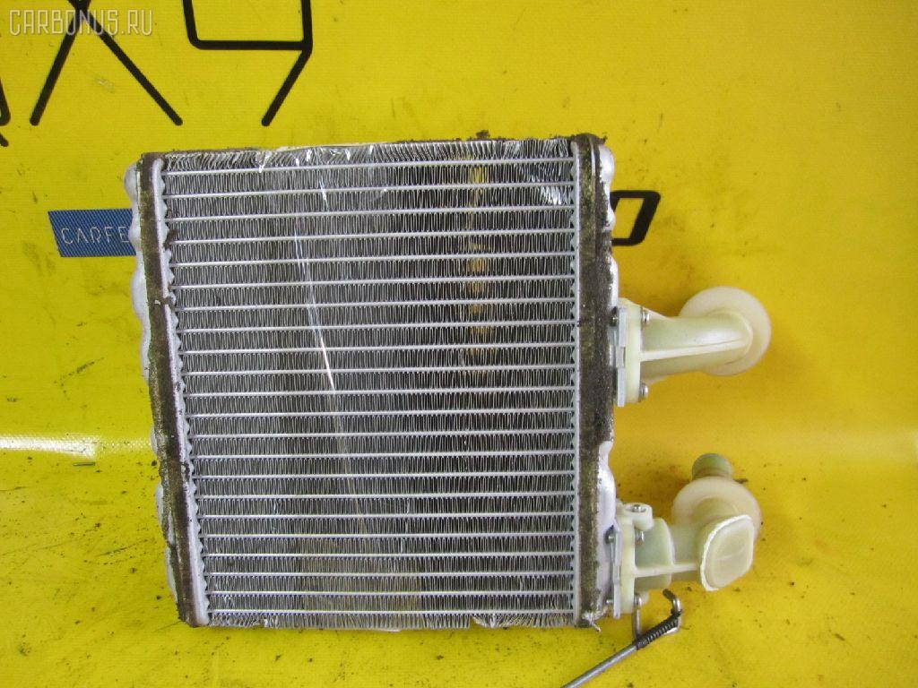 Радиатор печки NISSAN BLUEBIRD EU14 SR18DE. Фото 2
