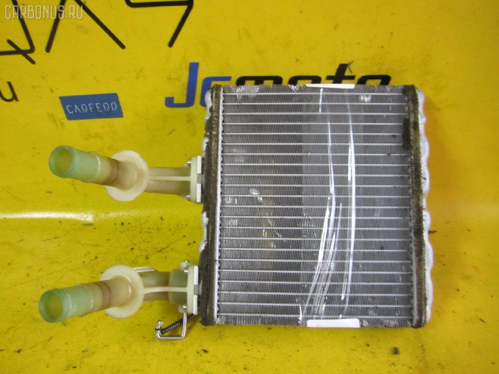 Радиатор печки NISSAN BLUEBIRD EU14 SR18DE. Фото 3