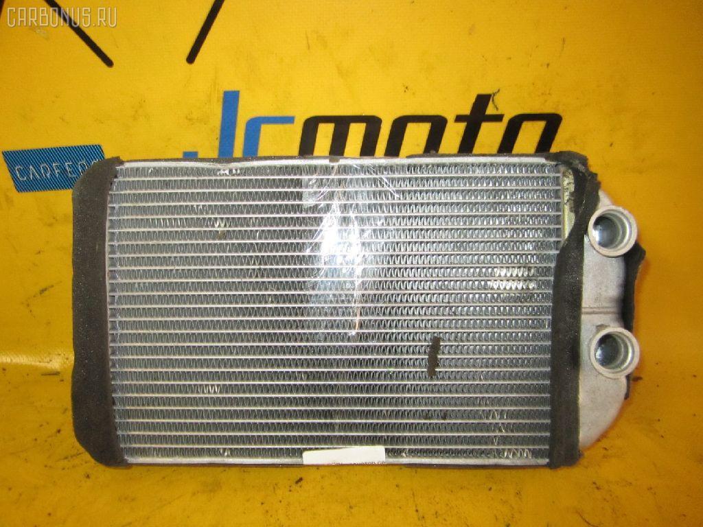 Радиатор печки TOYOTA SPRINTER CARIB AE114G 4A-FE. Фото 3