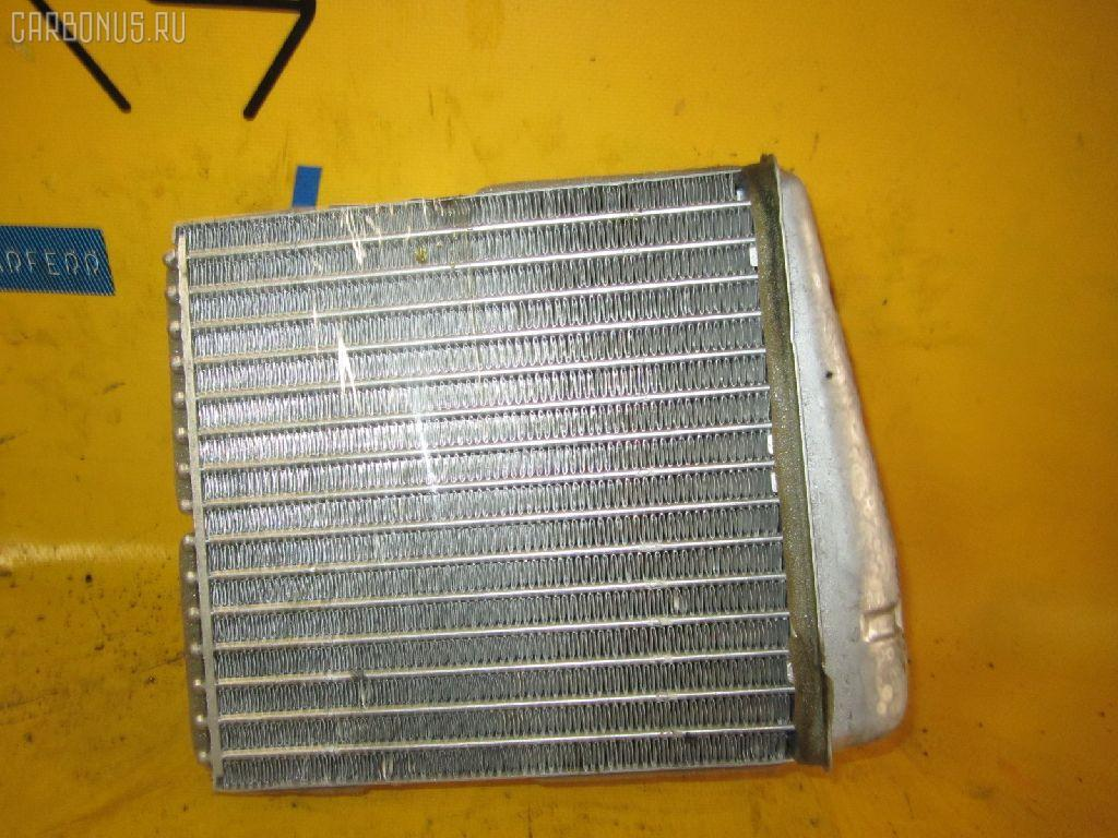 Радиатор печки NISSAN MARCH BK12 CR14DE. Фото 3