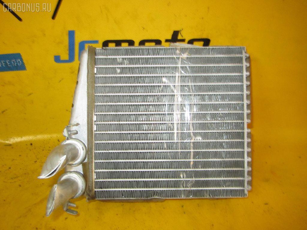 Радиатор печки NISSAN MARCH BK12 CR14DE. Фото 4