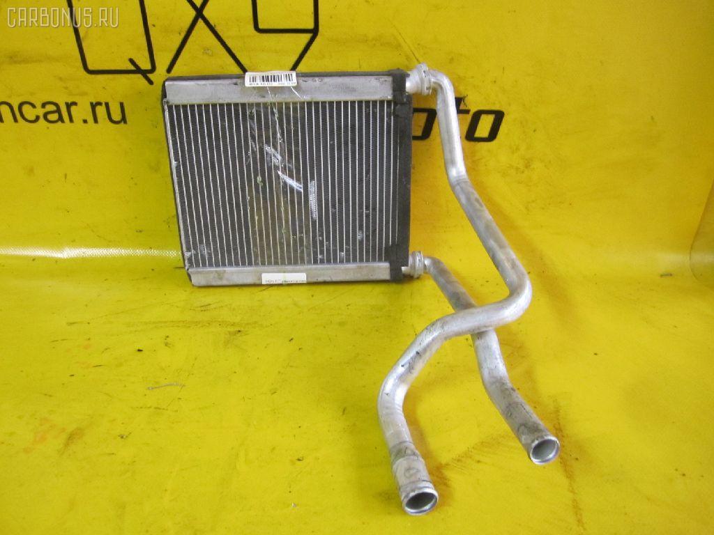 Радиатор печки HONDA FIT GD1 L13A. Фото 10