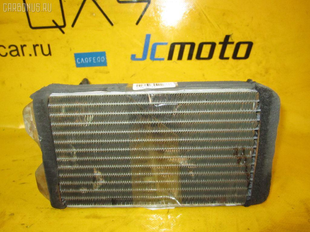 Радиатор печки TOYOTA COROLLA II EL51 4E-FE. Фото 3