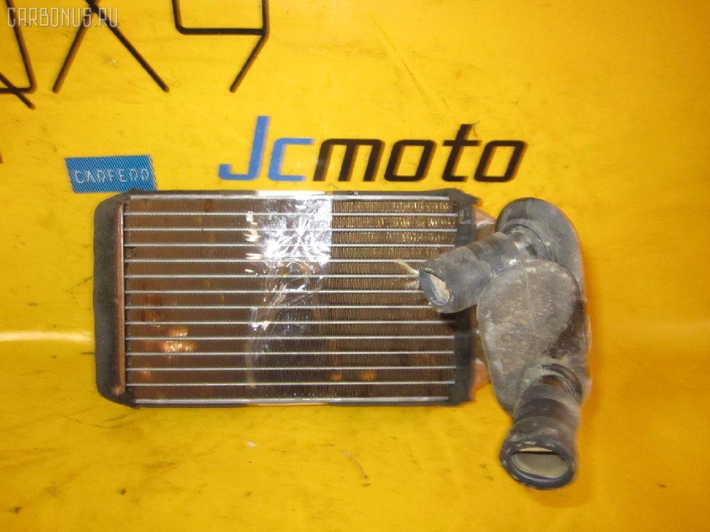 Радиатор печки TOYOTA COROLLA II EL51 4E-FE. Фото 4