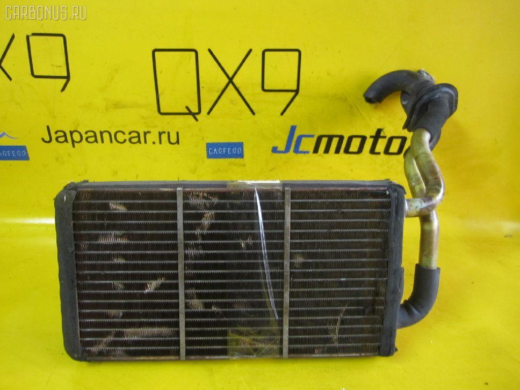 Радиатор печки TOYOTA ESTIMA EMINA TCR11G 2TZ-FE. Фото 2