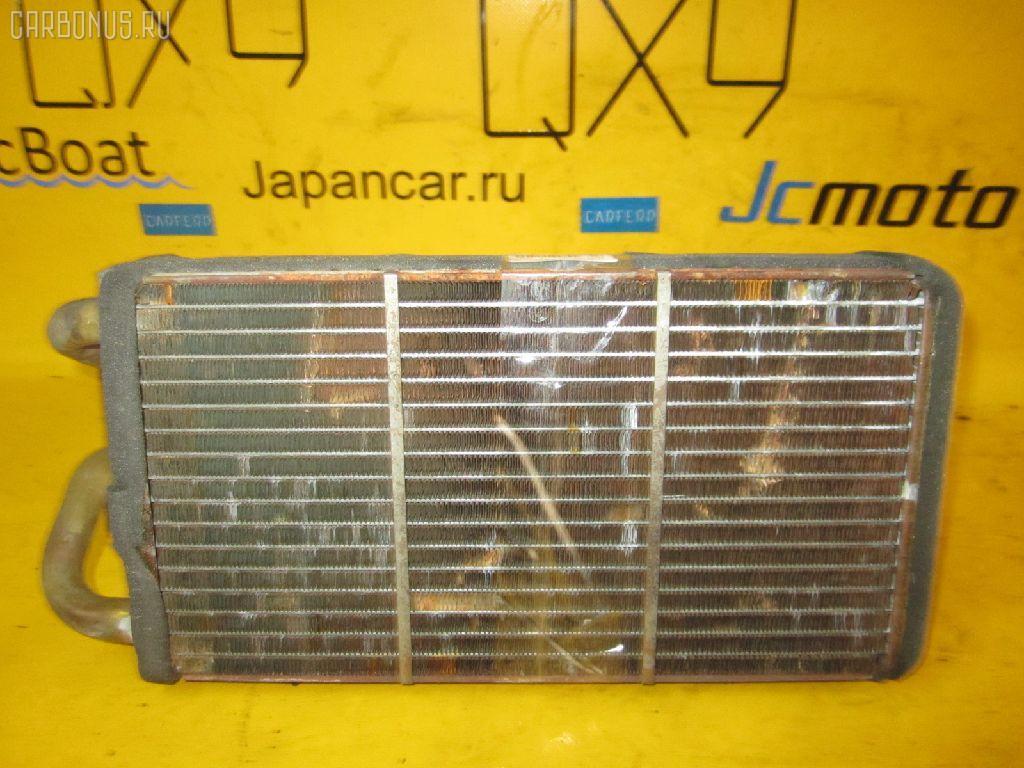 Радиатор печки TOYOTA ESTIMA EMINA TCR10G 2TZ-FE. Фото 2