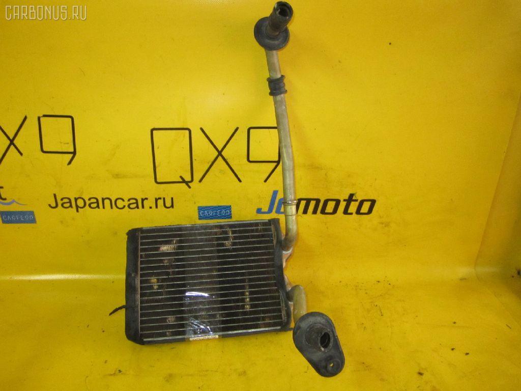 Радиатор печки TOYOTA GX90 1G-FE. Фото 11