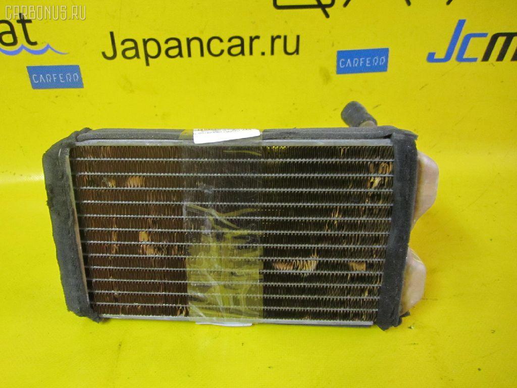 Радиатор печки TOYOTA COROLLA II EL51 4E-FE. Фото 6