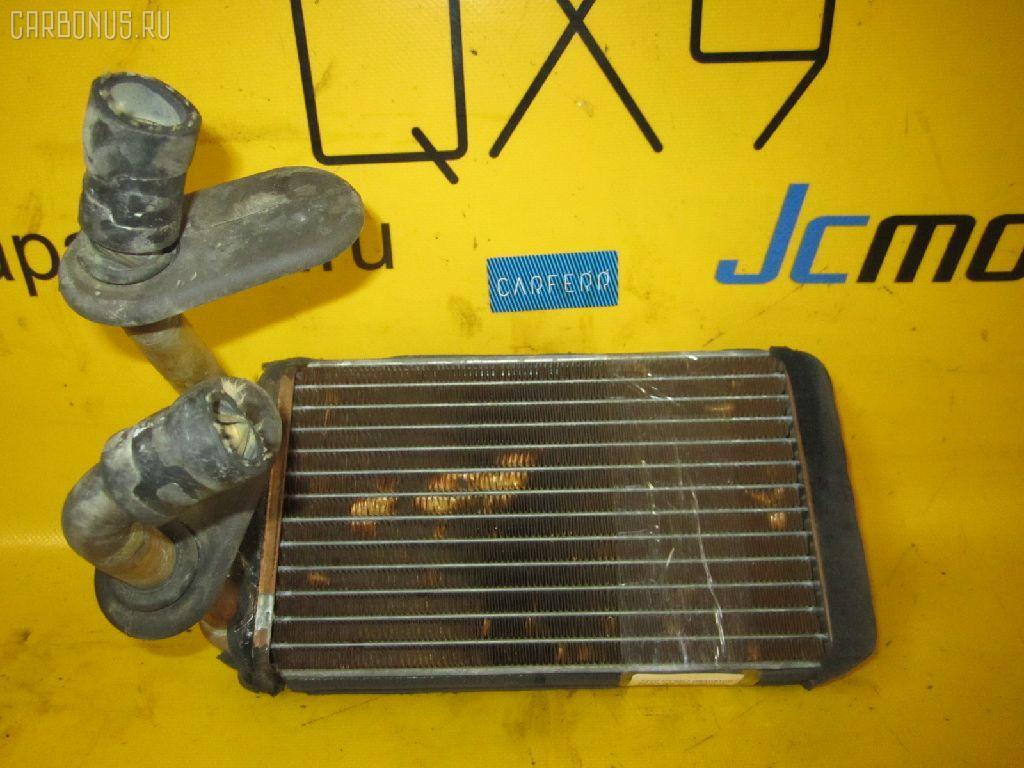 Радиатор печки TOYOTA COROLLA II EL53 5E-FE. Фото 1