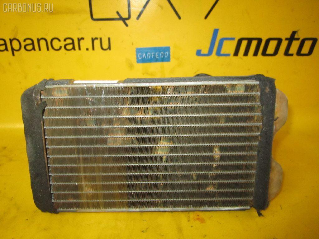 Радиатор печки TOYOTA COROLLA II EL53 5E-FE. Фото 2