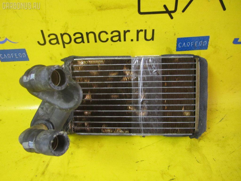 Радиатор печки TOYOTA COROLLA II EL43 5E-FE. Фото 1