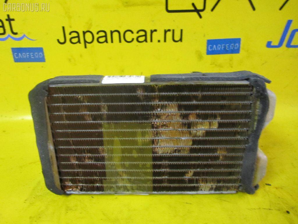 Радиатор печки TOYOTA COROLLA II EL43 5E-FE. Фото 2