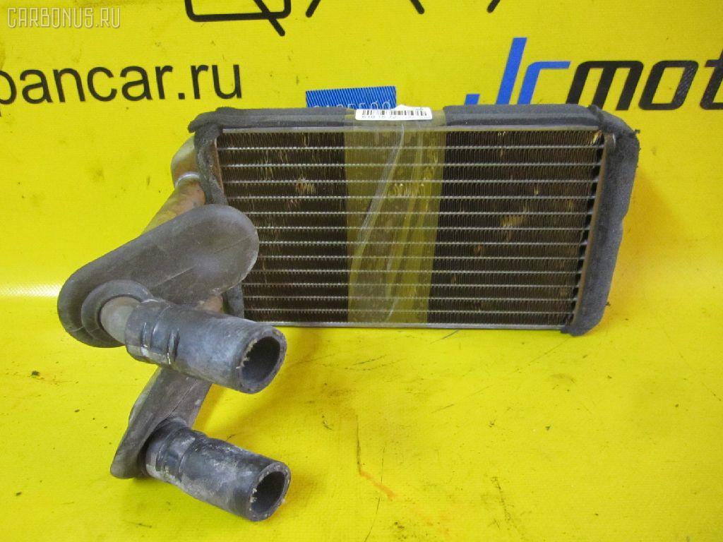 Радиатор печки TOYOTA CYNOS EL44 5E-FE. Фото 1