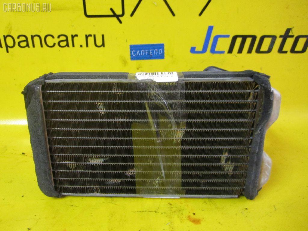 Радиатор печки TOYOTA CYNOS EL44 5E-FE. Фото 2