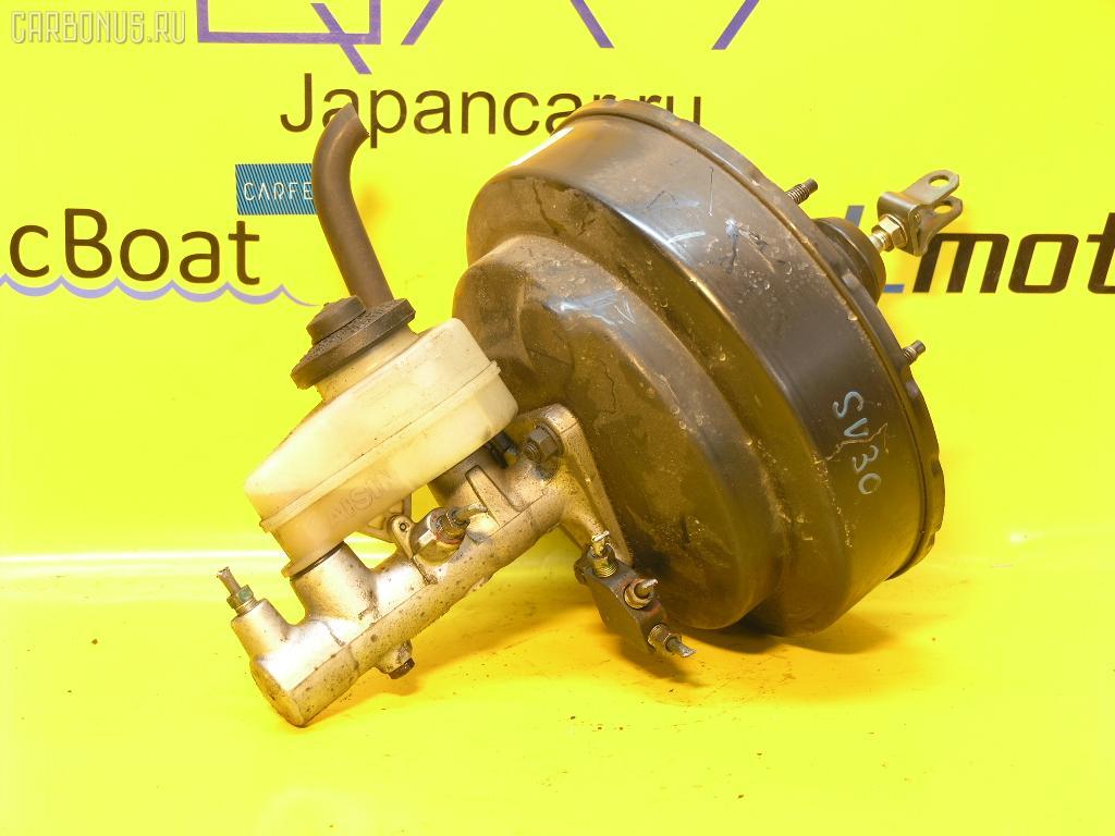 Главный тормозной цилиндр TOYOTA SV30 4S-FE. Фото 7