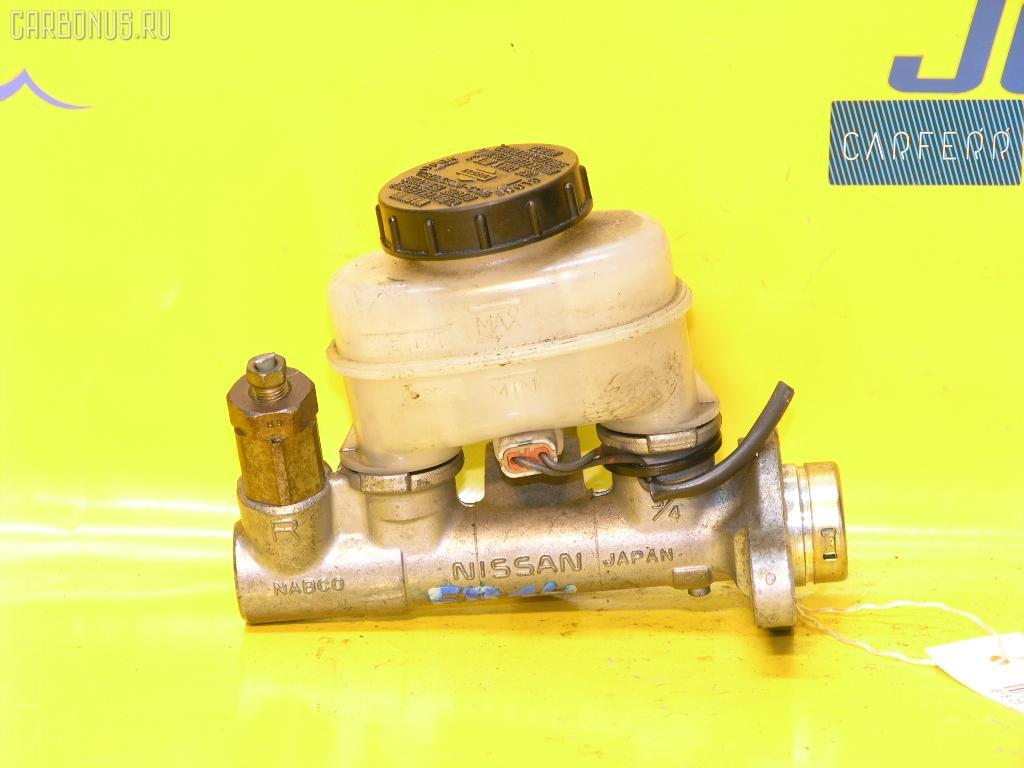 Главный тормозной цилиндр NISSAN SUNNY FB14 GA15DE. Фото 5