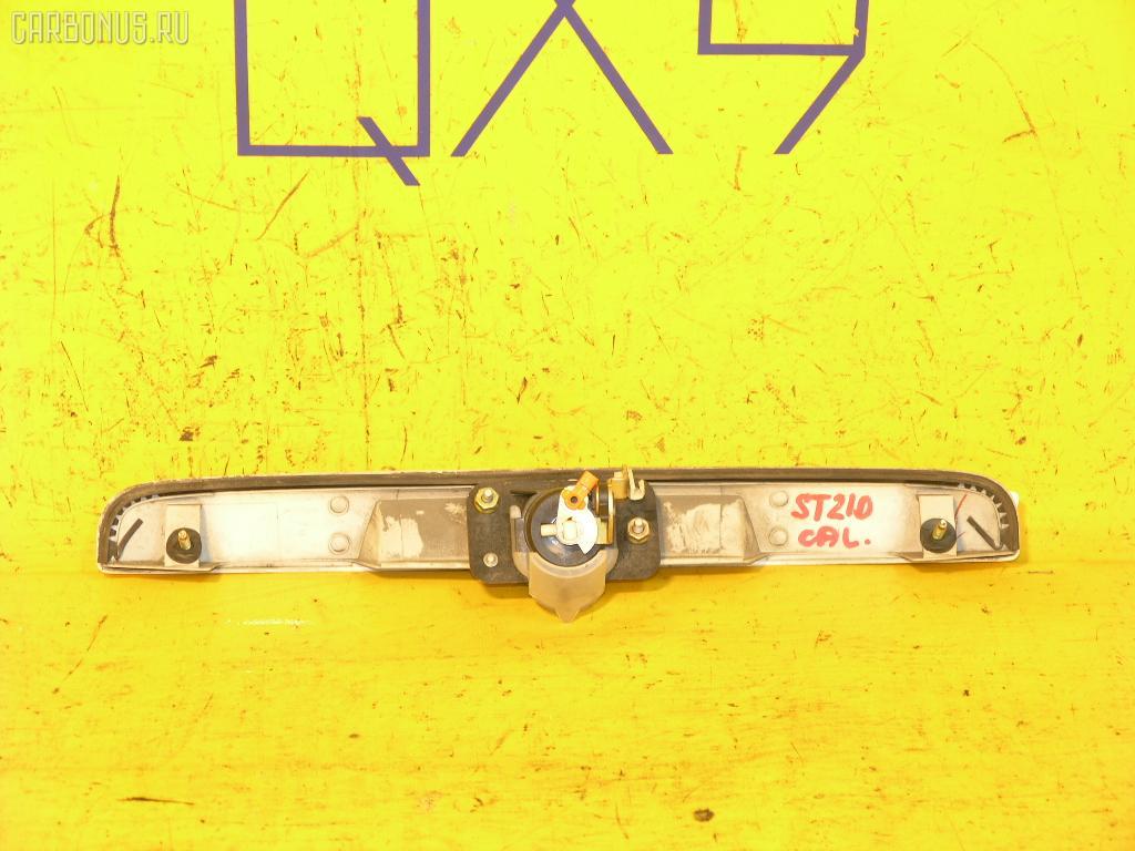 Ручка двери TOYOTA CALDINA ST210G. Фото 11