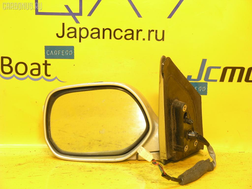 Зеркало двери боковой TOYOTA GAIA ACM10G. Фото 9