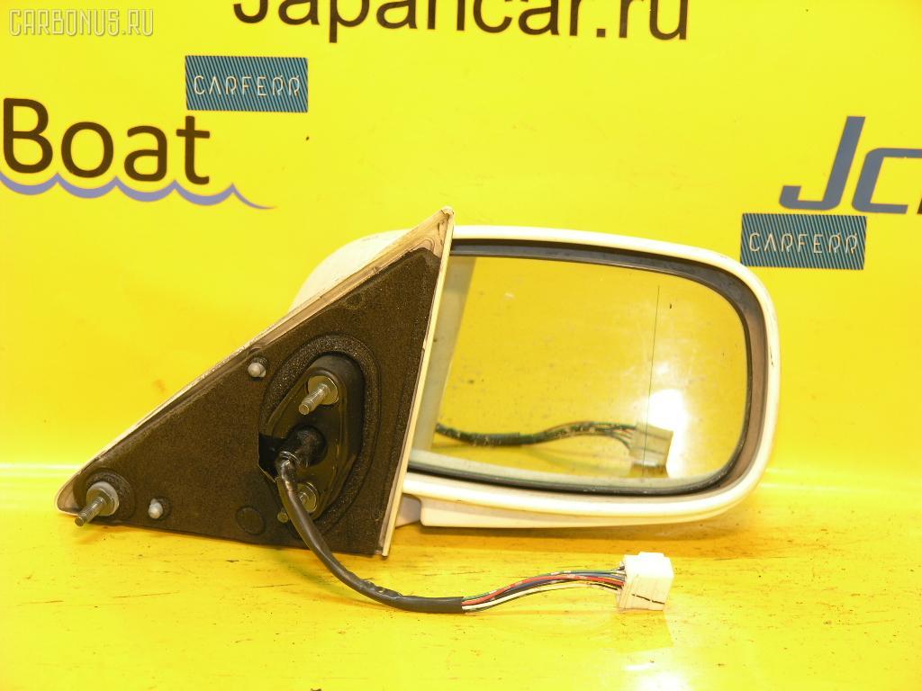 Зеркало двери боковой TOYOTA MARK II QUALIS SXV20W. Фото 10