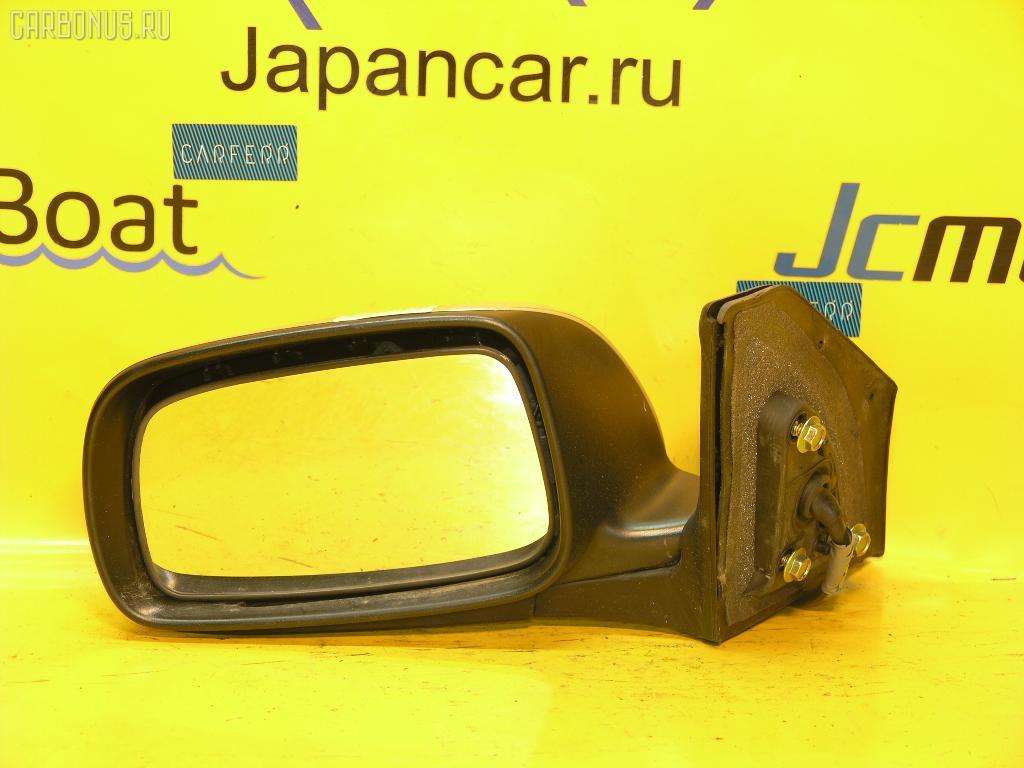 Зеркало двери боковой TOYOTA AVENSIS AZT250. Фото 6