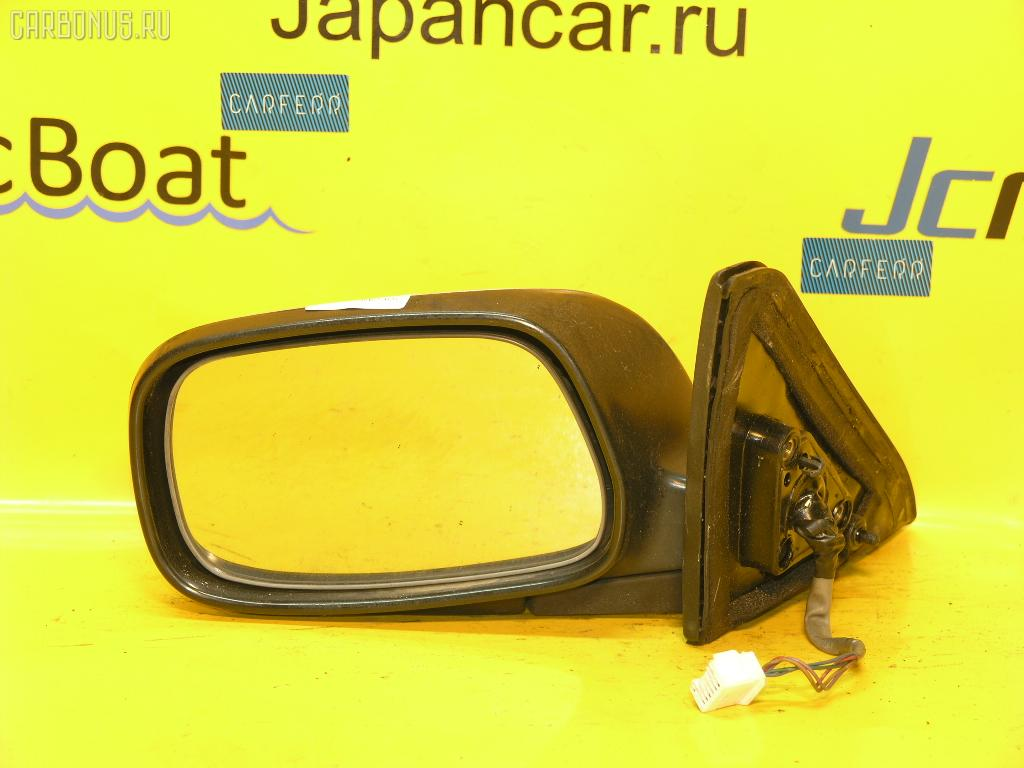 Зеркало двери боковой TOYOTA CARINA AT210. Фото 7