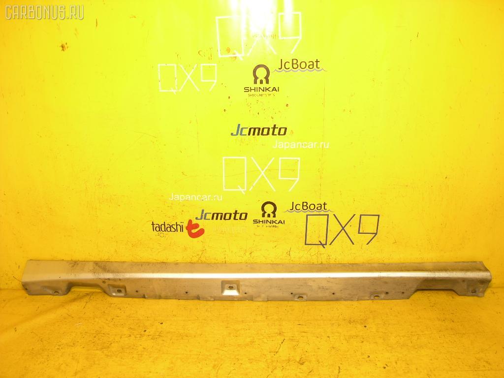 Порог кузова пластиковый ( обвес ) TOYOTA CARINA AT211. Фото 1