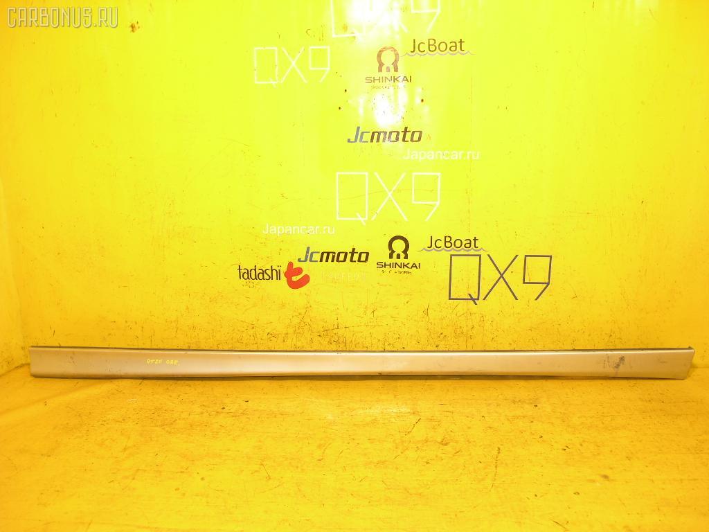 Порог кузова пластиковый ( обвес ) TOYOTA CARINA AT211. Фото 3