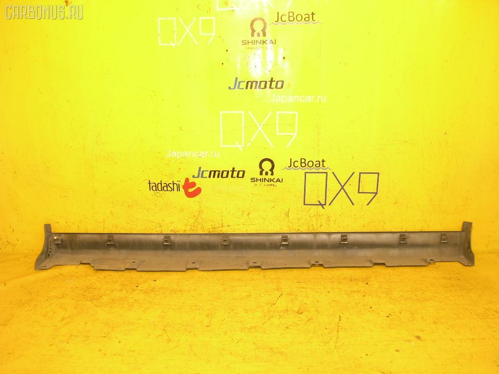 Порог кузова пластиковый ( обвес ) TOYOTA DUET M100A. Фото 2