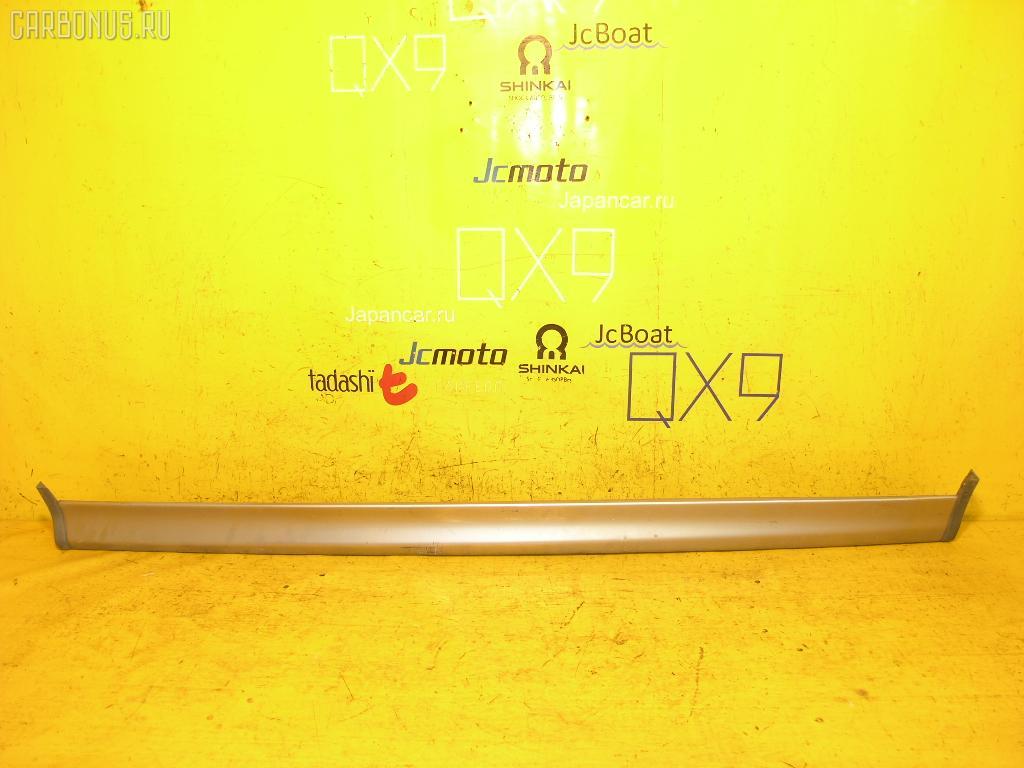 Порог кузова пластиковый ( обвес ) TOYOTA DUET M100A. Фото 3