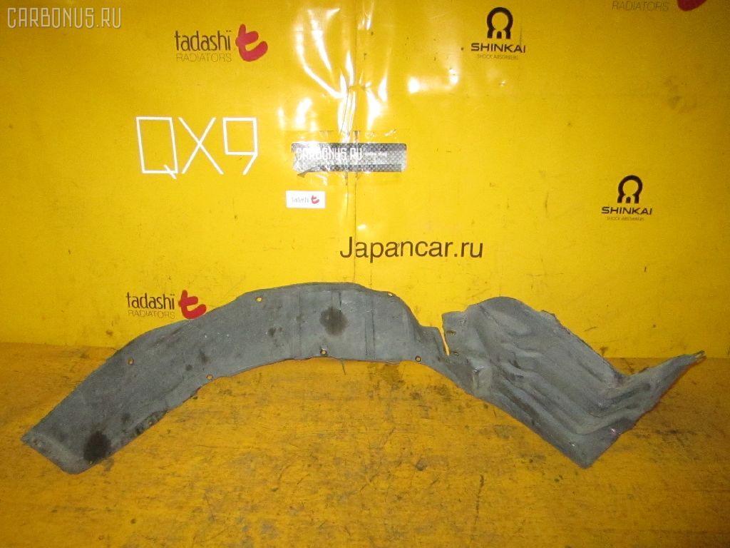 Подкрылок MITSUBISHI PAJERO IO H77W 4G94. Фото 1