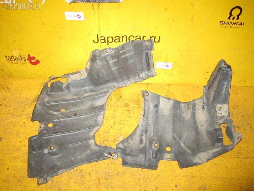 Защита двигателя TOYOTA IPSUM SXM10G 3S-FE. Фото 1