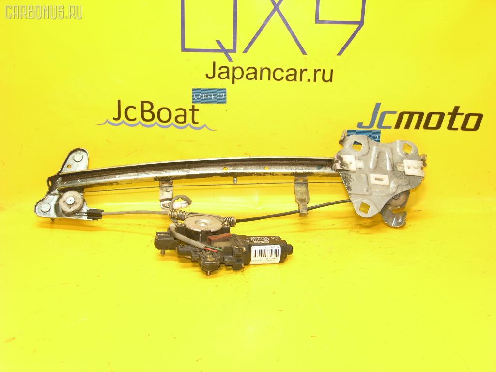 Стеклоподъемный механизм TOYOTA CHASER JZX90. Фото 1