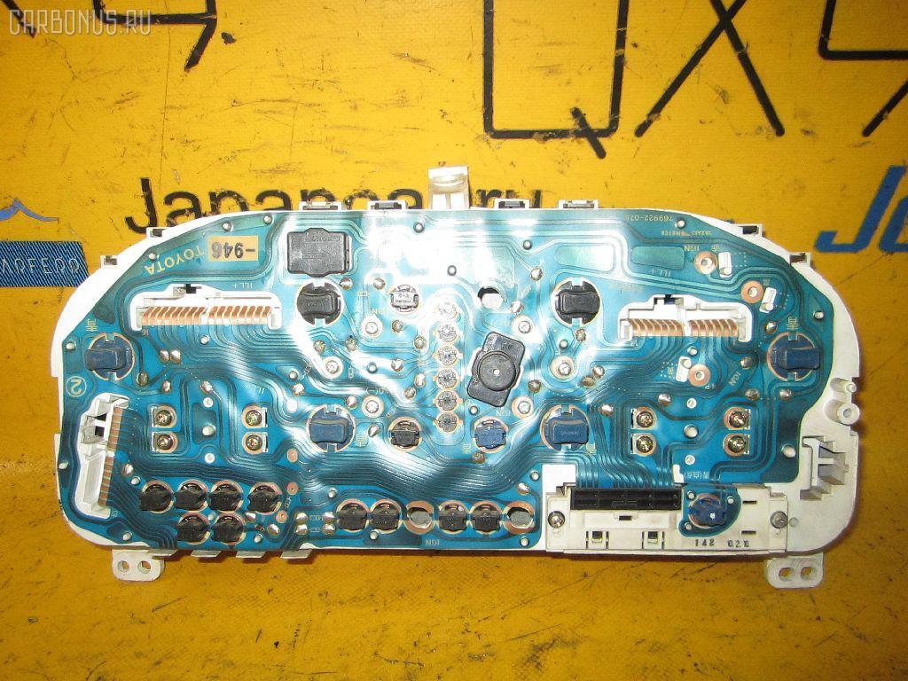Спидометр TOYOTA CALDINA AT211G 7A-FE. Фото 7