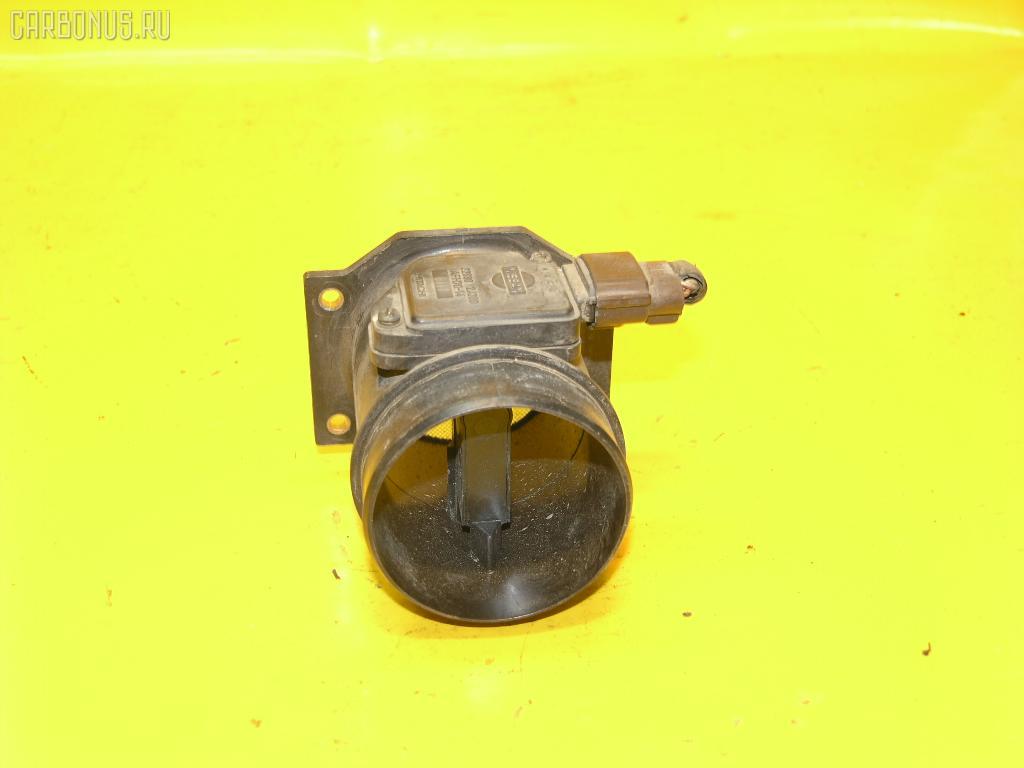 Датчик расхода воздуха NISSAN AVENIR W11 QG18DE. Фото 4
