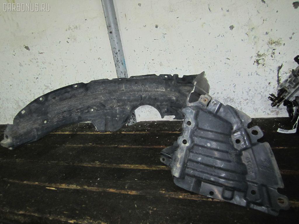 Подкрылок TOYOTA SUCCEED NCP55V 1NZ-FE. Фото 4