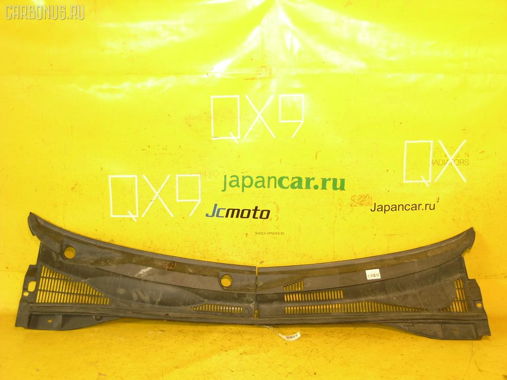 Решетка под лобовое стекло TOYOTA PROBOX NCP51V. Фото 4