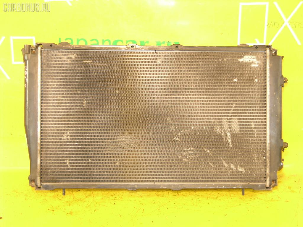 Радиатор ДВС SUBARU LEGACY WAGON BG5 EJ20. Фото 7