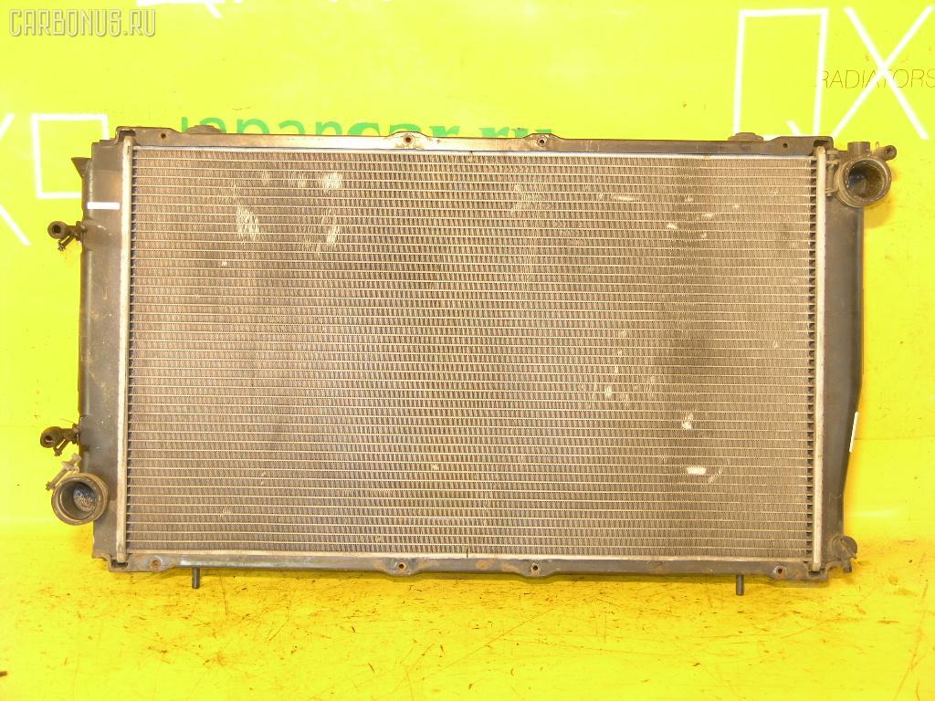 Радиатор ДВС SUBARU LEGACY WAGON BG5 EJ20. Фото 8