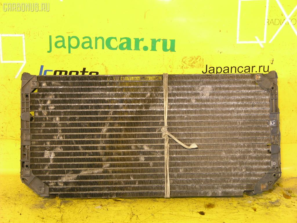 Радиатор кондиционера TOYOTA COROLLA AE100 5A-FE. Фото 3