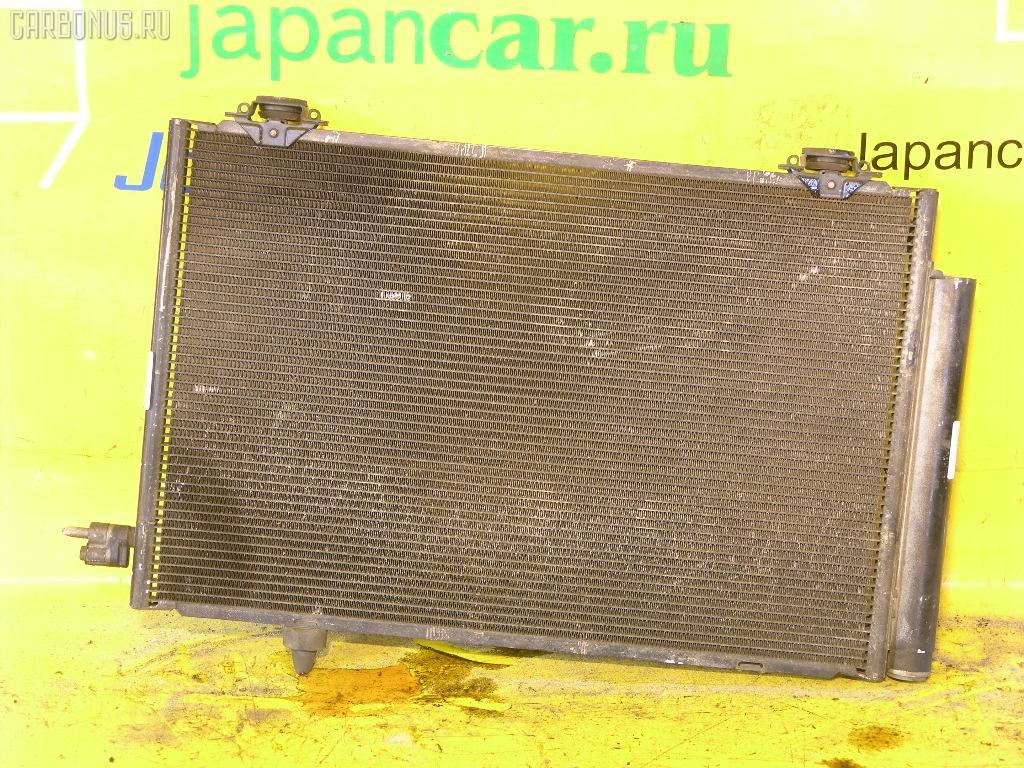 Радиатор кондиционера TOYOTA PROBOX NCP58G 1NZ-FE. Фото 2