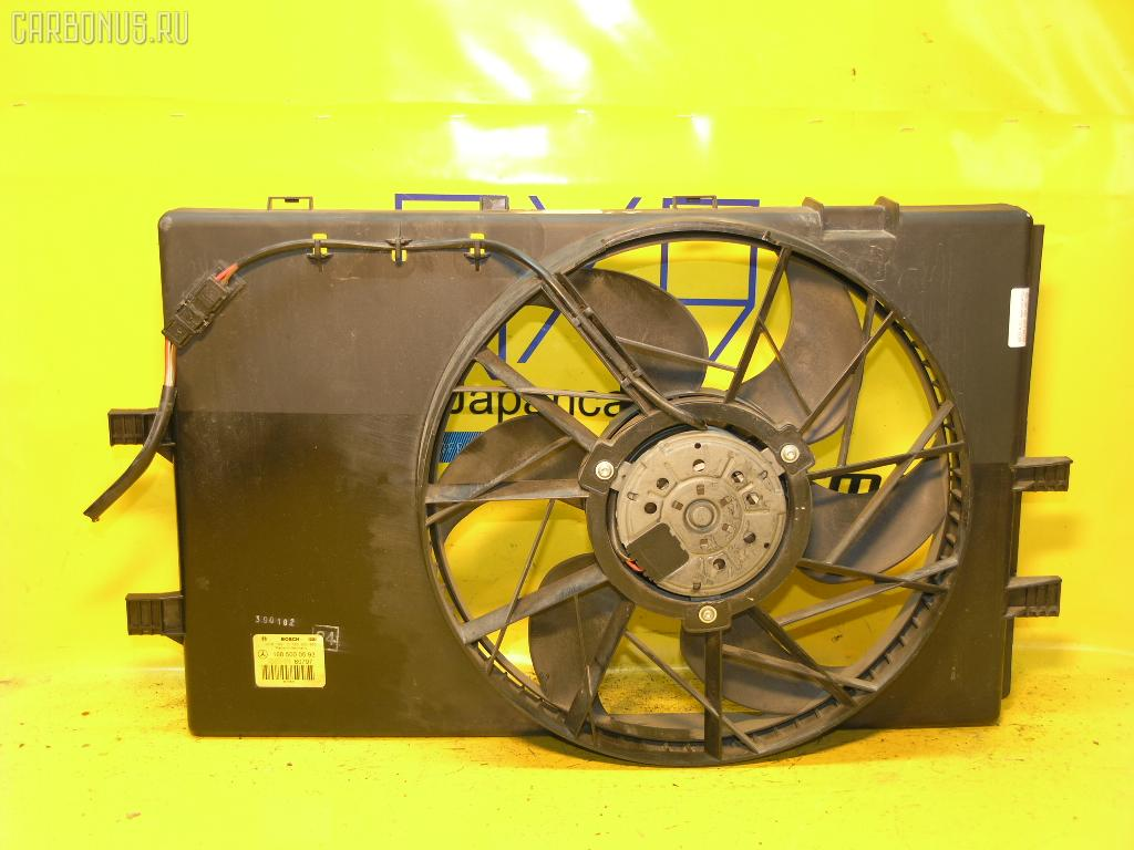 Вентилятор радиатора ДВС MERCEDES-BENZ A-CLASS W168.033 166.960. Фото 3