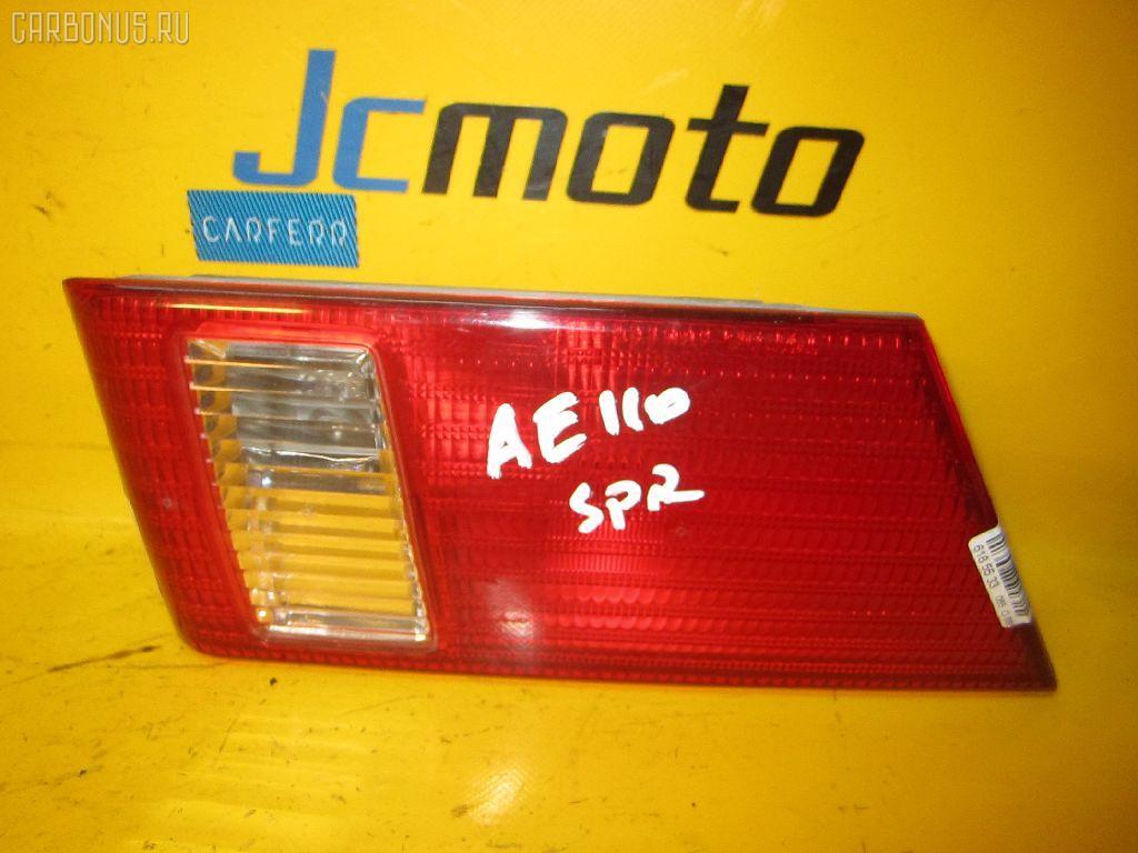 Стоп-планка TOYOTA SPRINTER AE110. Фото 9