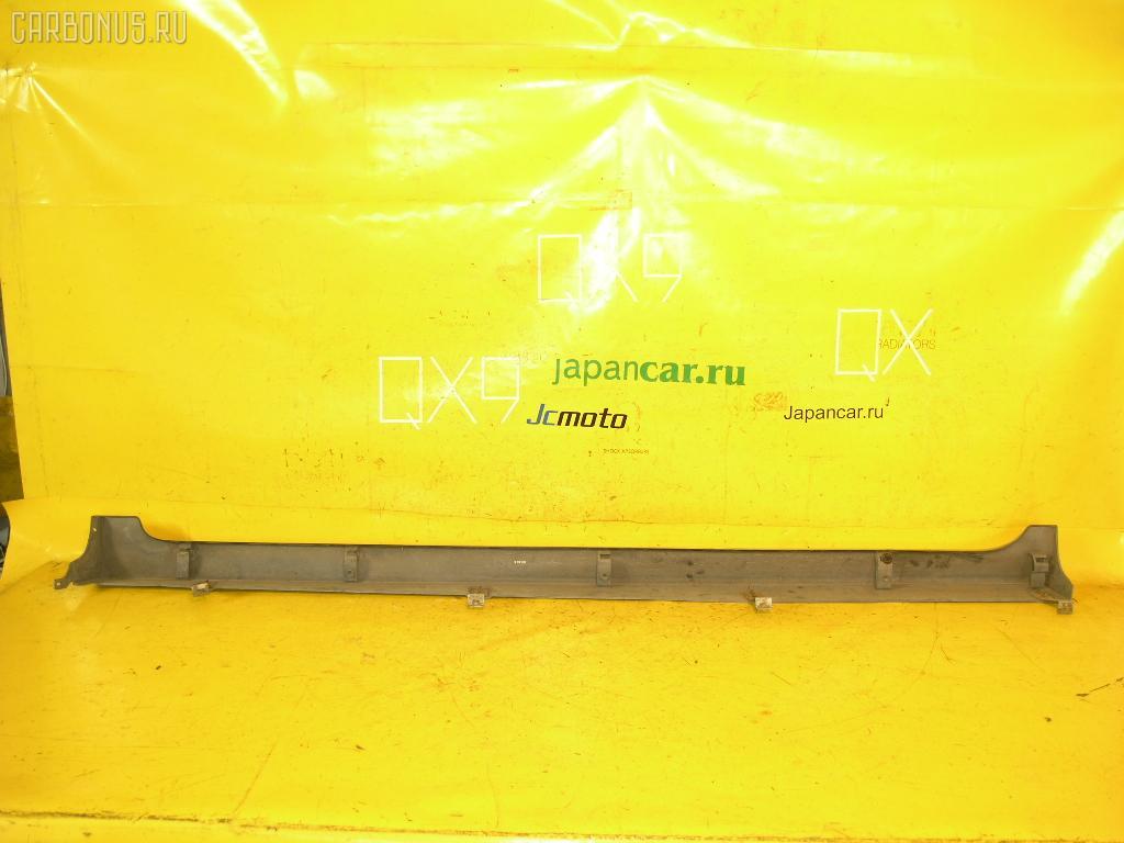 Порог кузова пластиковый ( обвес ) HONDA CIVIC EU1. Фото 8