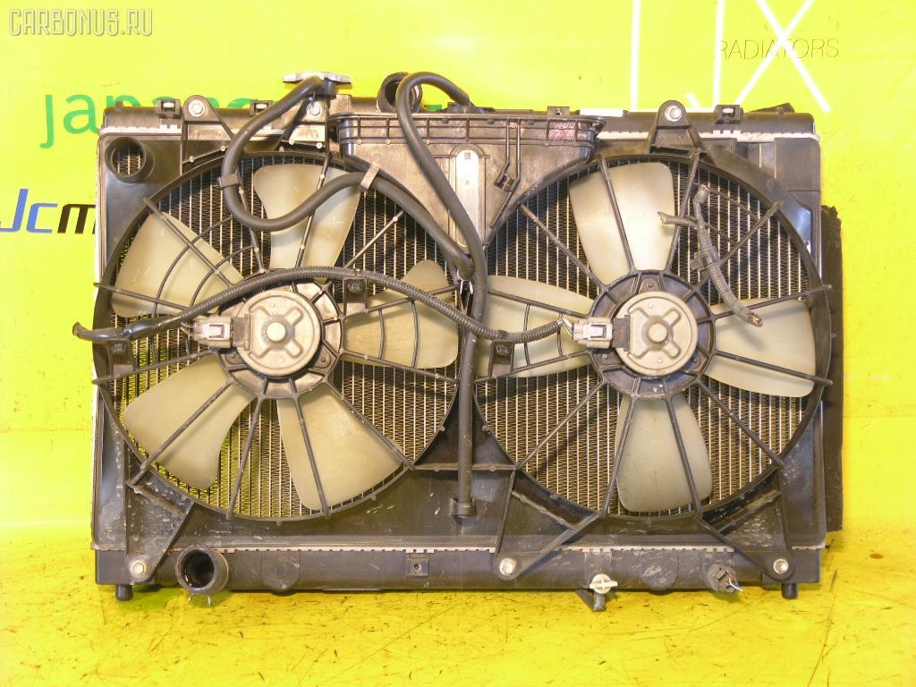 Радиатор ДВС TOYOTA ALTEZZA SXE10 3S-GE. Фото 6